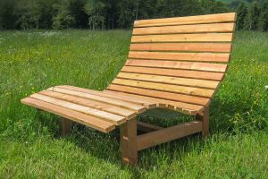 Sonnenliege holz selber bauen  Waldsofa | Waldsofa - Tischlerei Belke